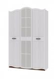 Шкаф для одежды 3-х дверный Bella