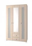 Шкаф для одежды 3-х дверный САША Модерн