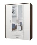 Шкаф 4-х дверный Моника-1