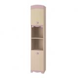 Шкаф-пенал для книг Pink