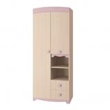 Шкаф для одежды Pink