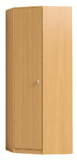 Шкаф угловой 1 Комфорт