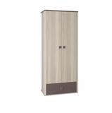 Шкаф для одежды 2-х дверный Хэппи