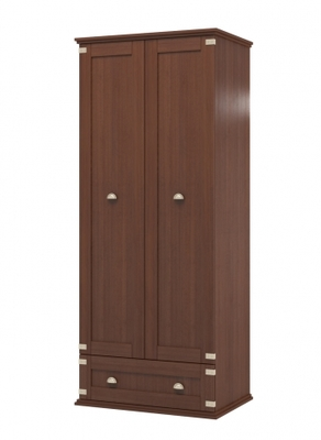 Шкаф для одежды Бостон 2-х дверный