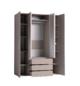 Шкаф для одежды и белья Brownie 555 (Брауни)