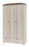 Шкаф для одежды 3-х дверный Калипсо
