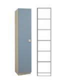 Шкаф 400 Радуга