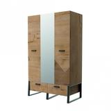 Шкаф для одежды с зеркалом Оскар