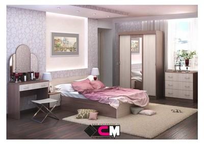 Спальня Бася (СтендМебель)