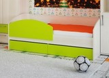 Кровать Вита 1 МДФ