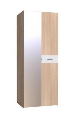 Шкаф для одежды с зеркалом WYSPAA (Виспа)